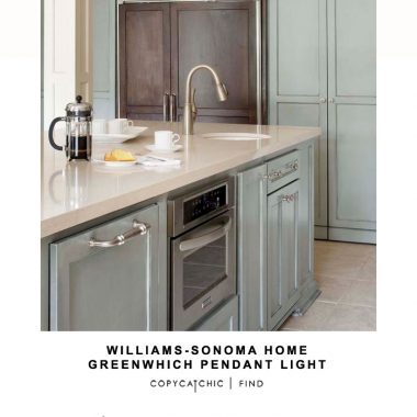 Williams-Sonoma Home Greenwich Pendant Light