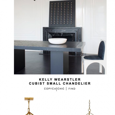 Kelly Wearstler Cubist Small Chandelier