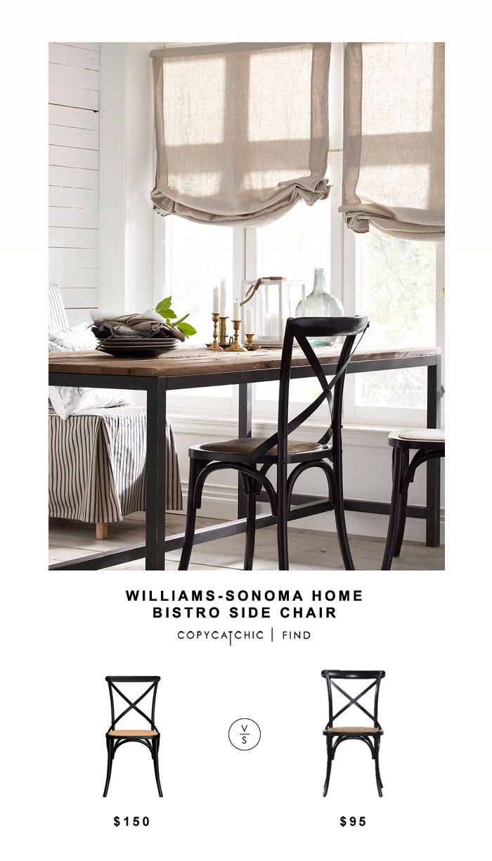Williams Sonoma Home Bistro Side Chair