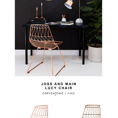 Joss And Main Lucy Chair