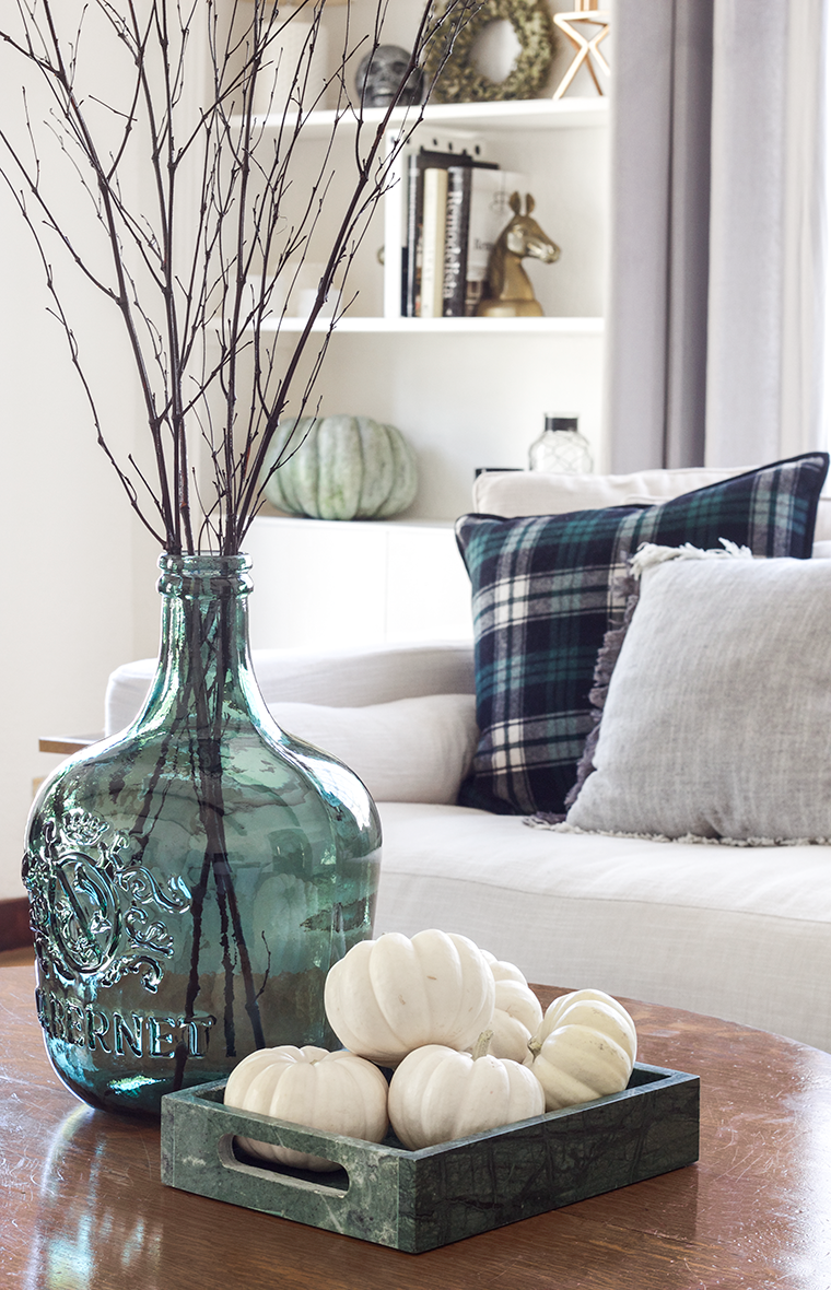 My Home Decor Guide: Pin Pals With Marshalls And My Updated Fall Home Tour
