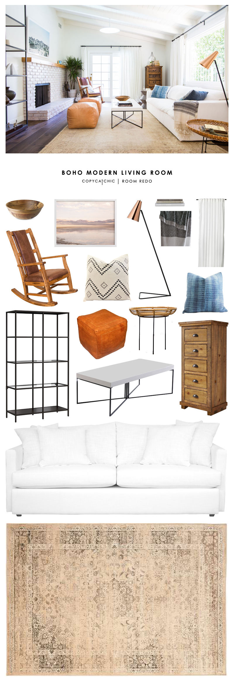Living rooms archives page 13 of 56 copycatchic for Modern home decor for less