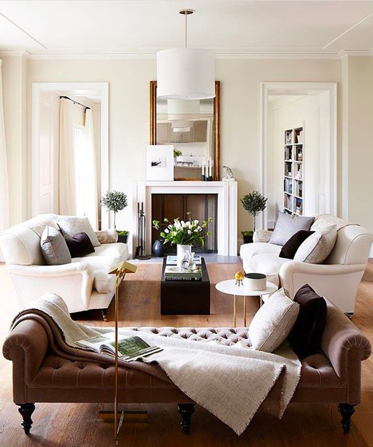 10 Living Room Trends For 2016: 2016's Top Ten Room Redos