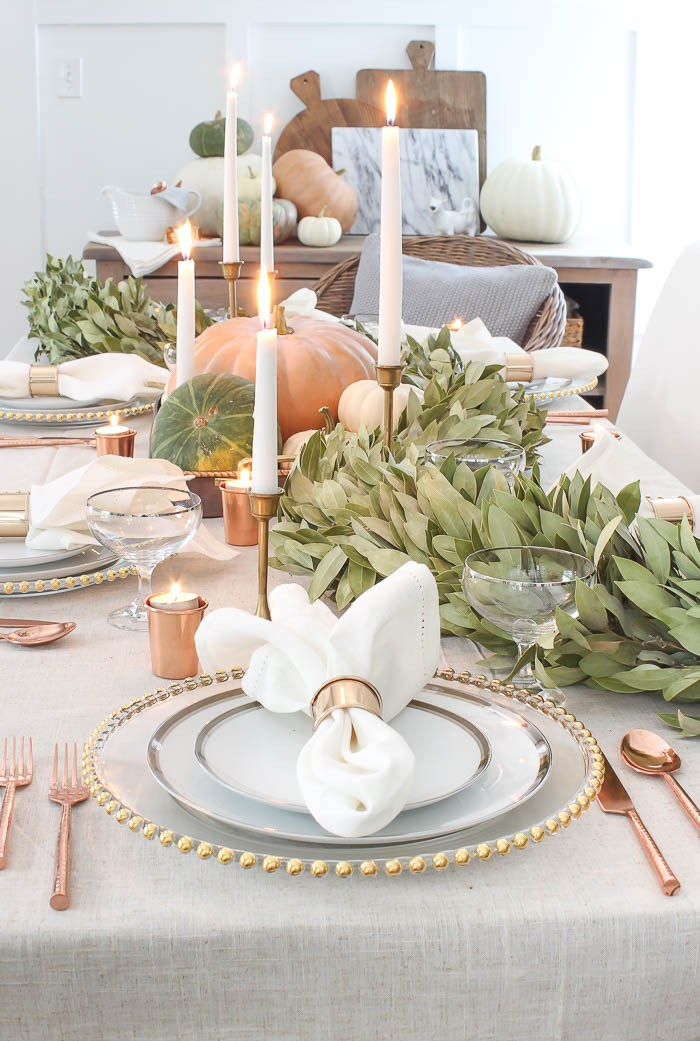 Home Trends | Thanksgiving Table