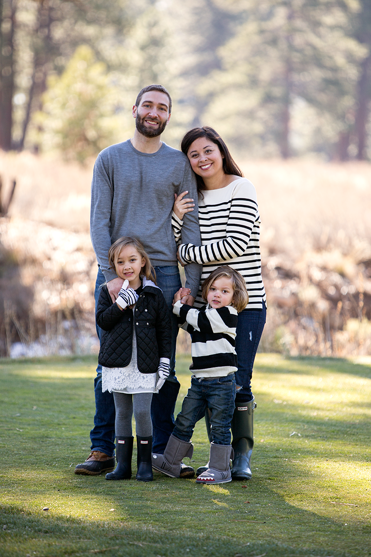 Copy Cat Chic | Our 2016 family photos and holiday cards from Minted. Photos by @indigotahoe