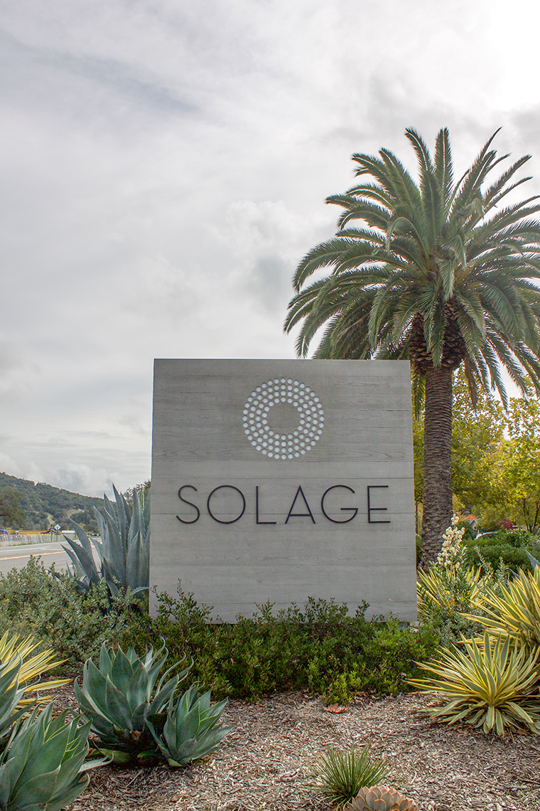 A weekend trip to Solage Calistoga in Napa Valley Wine Country, a designer destination road trip featuring Lexus by Copy Cat Chic | Luxe living for less