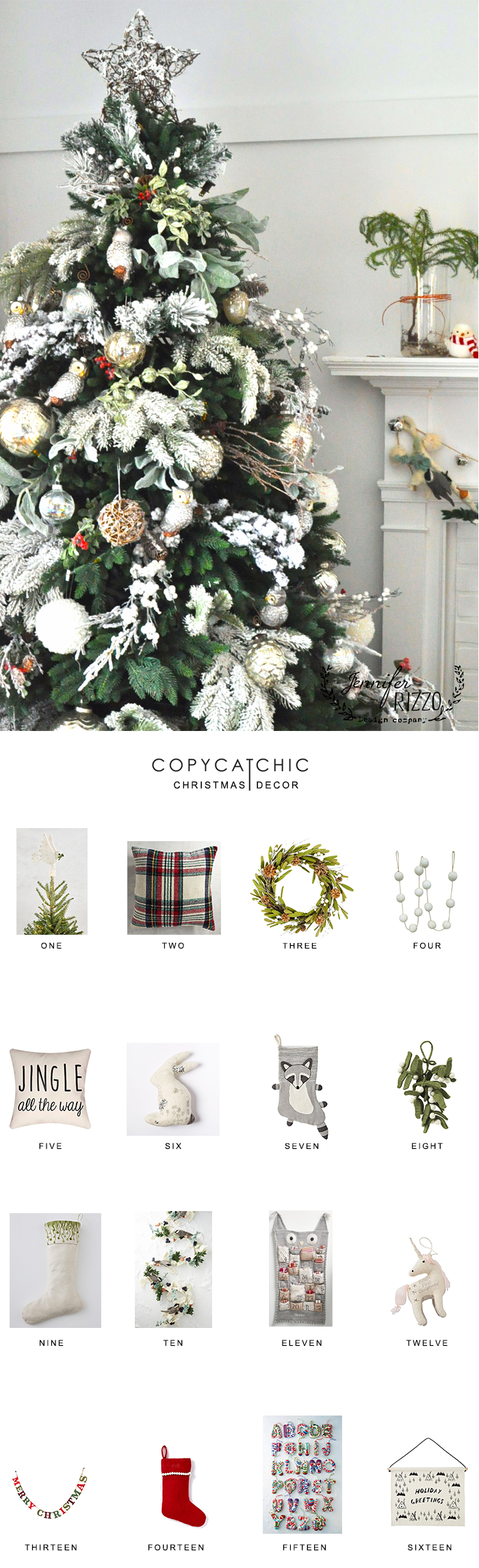 Have yourself a warm & fuzzy handmade Christmas with these vintage and folksy looking traditional holiday Christmas decorations. Copy Cat Chic luxe for less