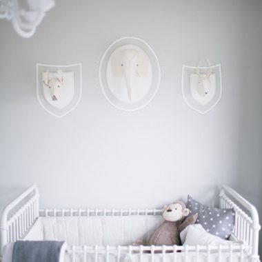 Restoration Hardware Baby & Child Kennedy Iron Crib