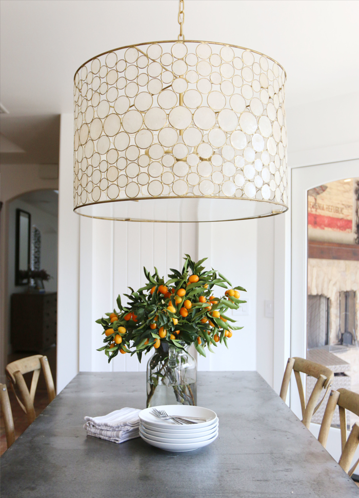 Oly Studio Serena Drum Chandelier Copycatchic