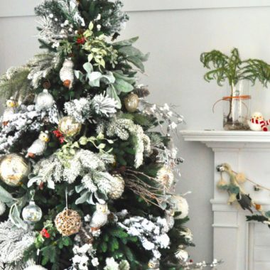 Home Trends | Warm and Fuzzy Christmas Decor