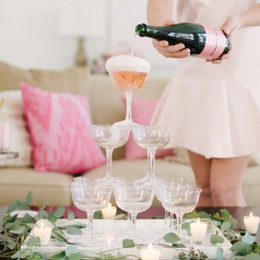 Home Trends our favorite champagne flutes for Valentine's Day copycatchic luxe living for less budget home decor and design