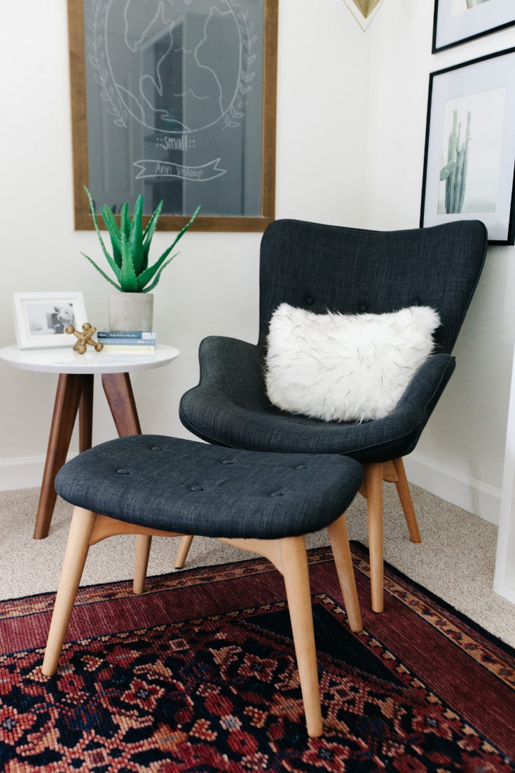 Amazing Kardiel Grant Featherston Contour Style Wing Chair And Ibusinesslaw Wood Chair Design Ideas Ibusinesslaworg
