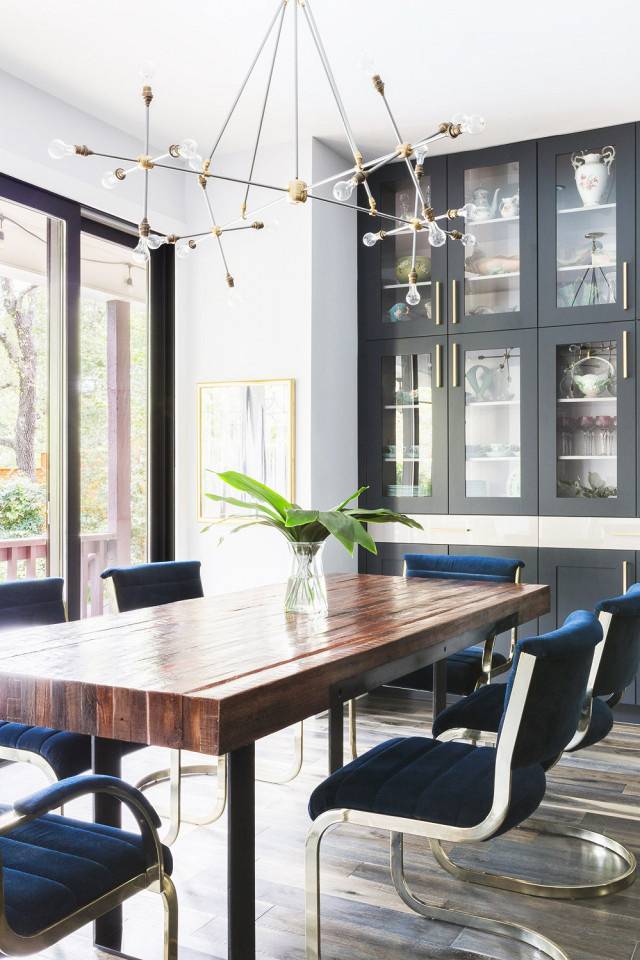 West Elm Rustic Patina Dining Table Copycatchic