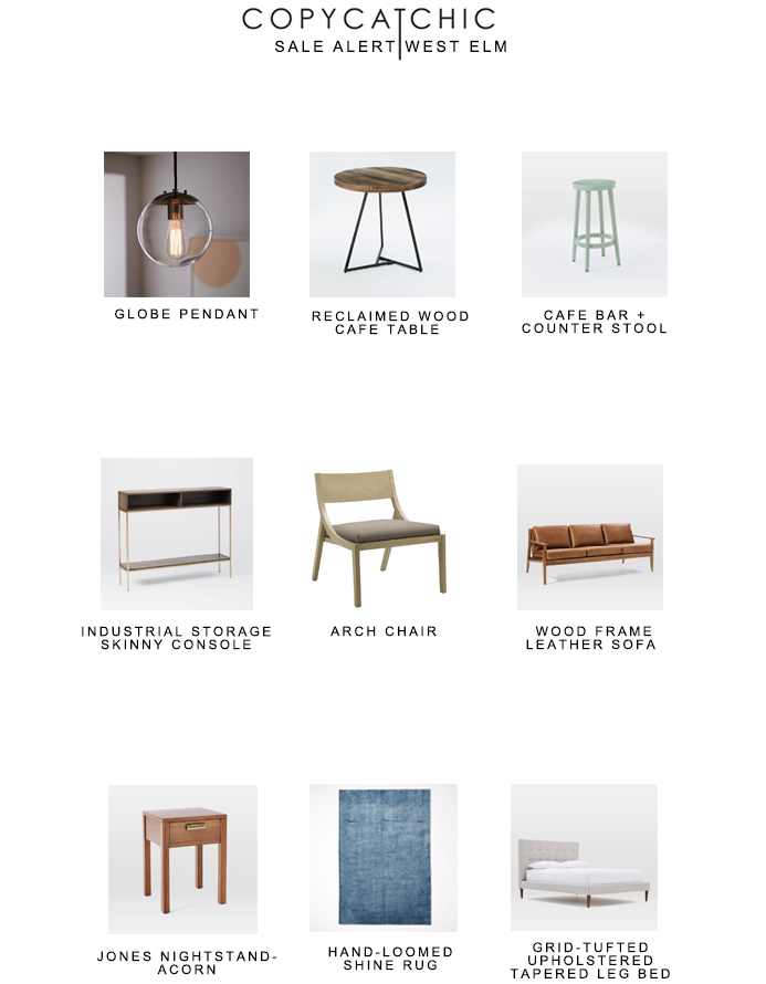 Sensational Sale Alert West Elm Copycatchic Ibusinesslaw Wood Chair Design Ideas Ibusinesslaworg