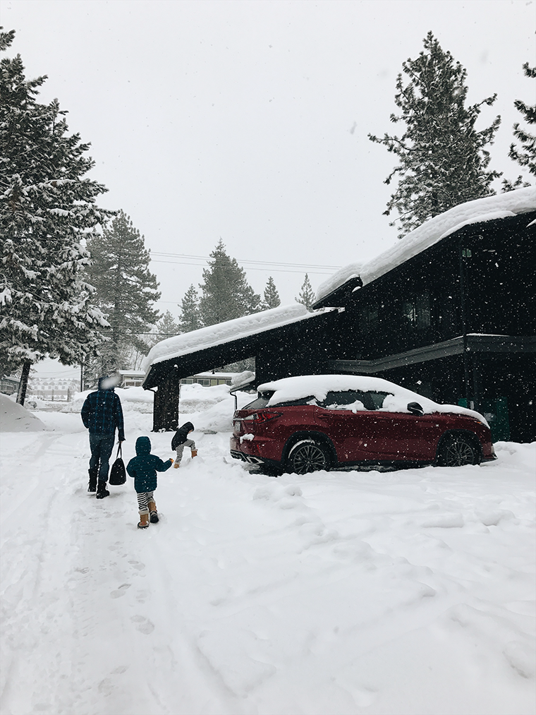 Designer Destination: South Lake Tahoe with Lexus | travel by copycatchic