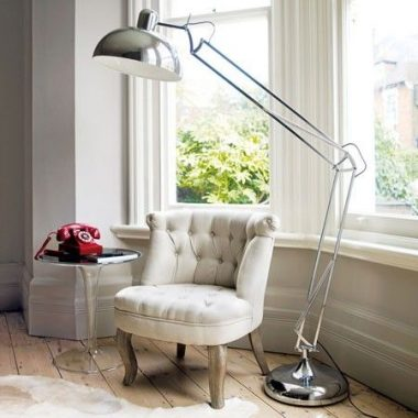 Restoration Hardware Teen Orville Oversized Task Lamp