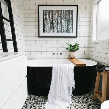 Home Depot Urban Retreat Free-Standing Bathtub
