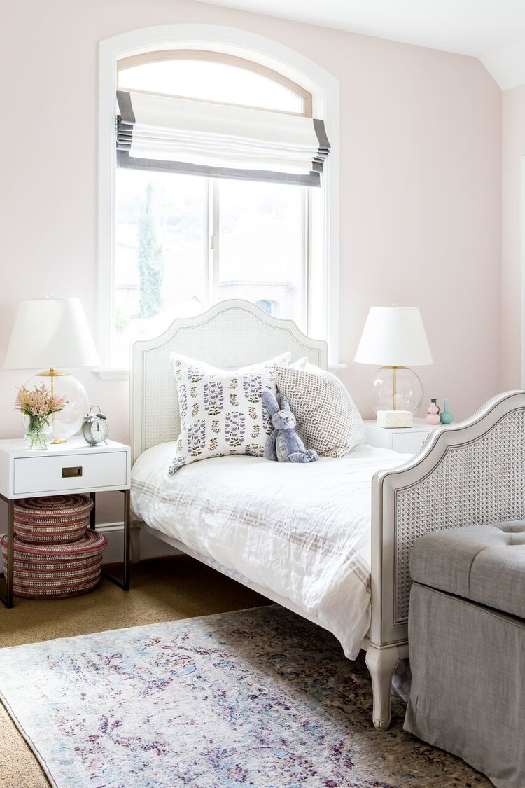 Copy Cat Chic Room Redo | Darling Blush Girl's Room