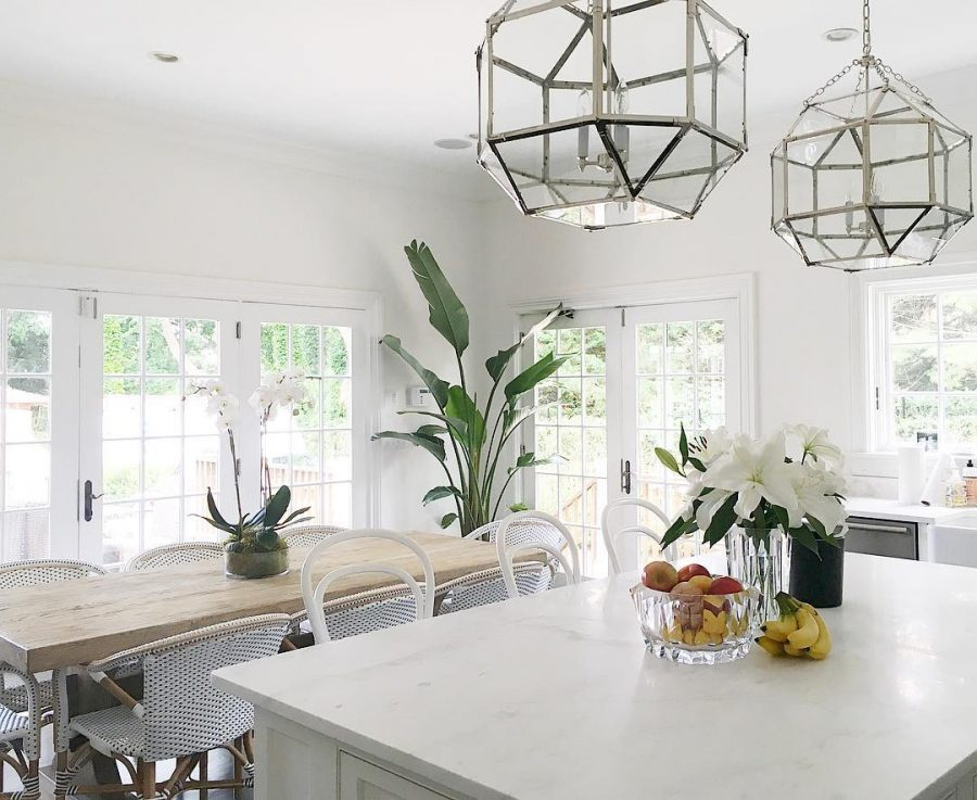Circa Lighting Morris Lantern for $903 vs Joss & Main Gayle Pendant for $184 copycatchic luxe living for less budget home decor and design looks for less