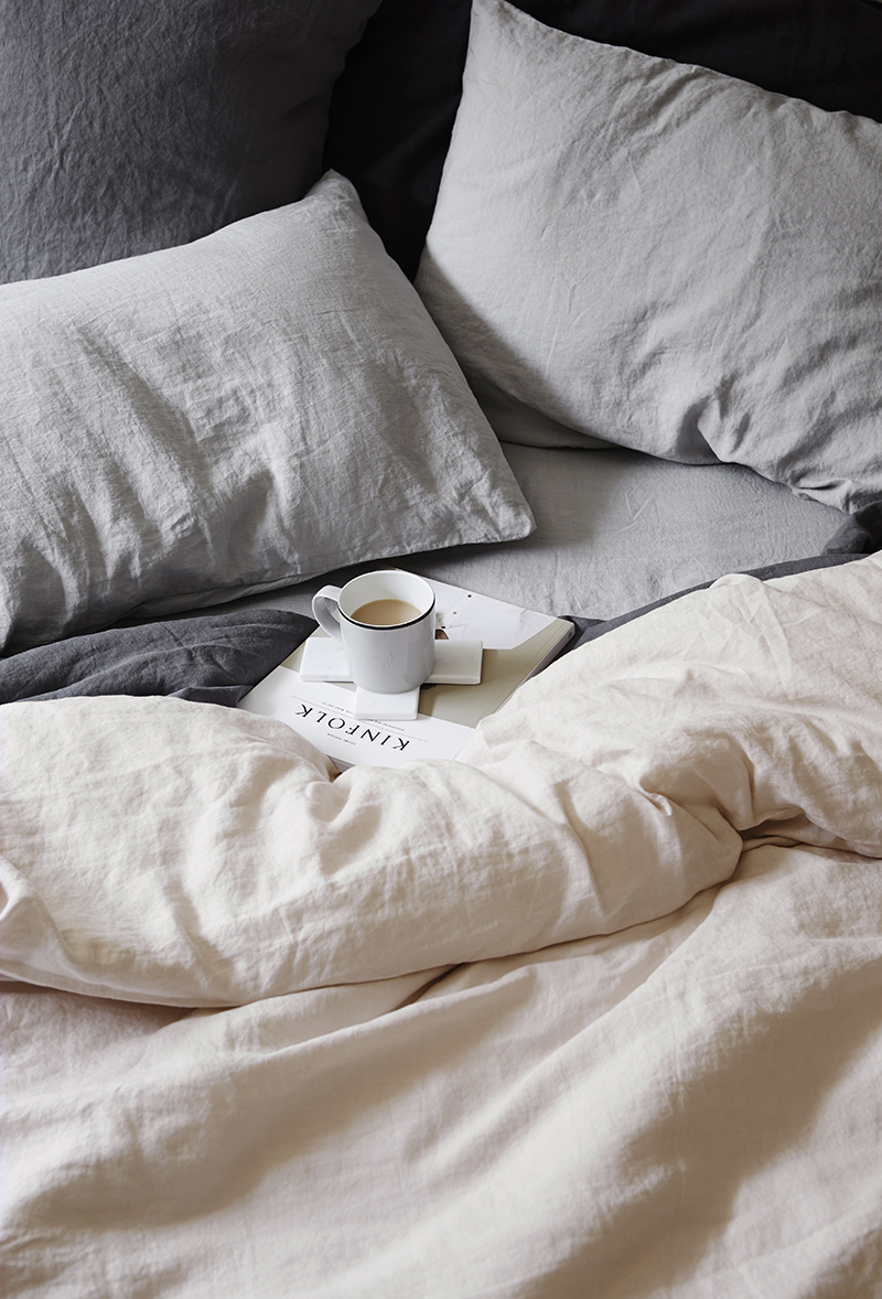 Anthropologie Soft Washed Linen Duvet For 288 Vs Hm Washed Linen
