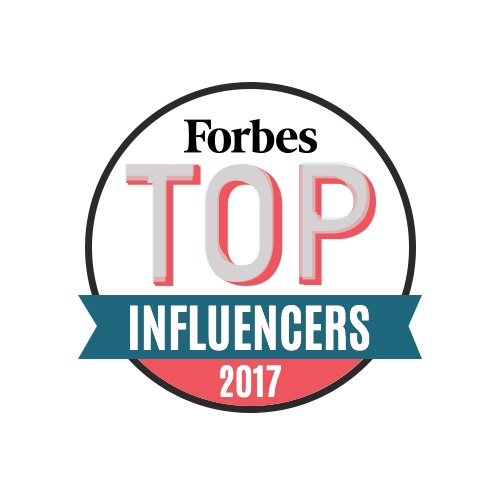 Reichel Broussard creator of the blog Copy Cat Chic is named one of Forbes top ten home influencers in 2017.