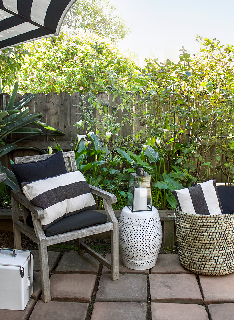 Home Trends | Indoor to Outdoor Decor - copycatchic on Backyard Garden Decor id=34162