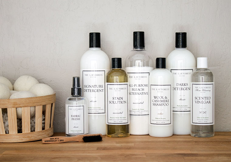 My favorite holistic spring cleaning favorites for April | copycatchic luxe living for less | chic ways to clean your home the natural way | The Laundress