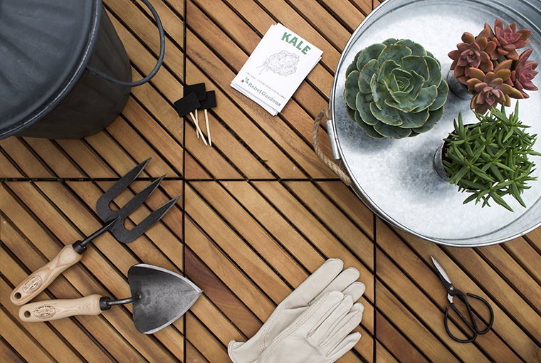 Our favorite potting bench tools and essentials from World Market. Plants, outdoor decor and furniture | copycatchic luxe living for less