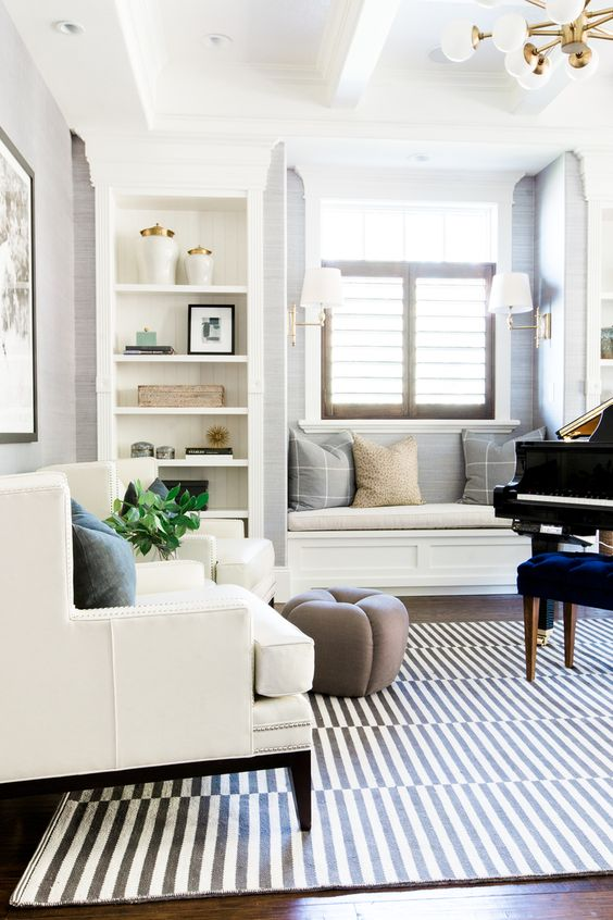 Copycatchic design dilemma a coastal kid-friendly sitting room for Coby O'Sullivan for under $4500 luxe living for less budget home decor and design
