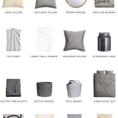 Sale Alert | H&M Home | Summer Sale + Free Shipping with Code 0040 | copycatchic luxe living for less budget home decor and design looks for less