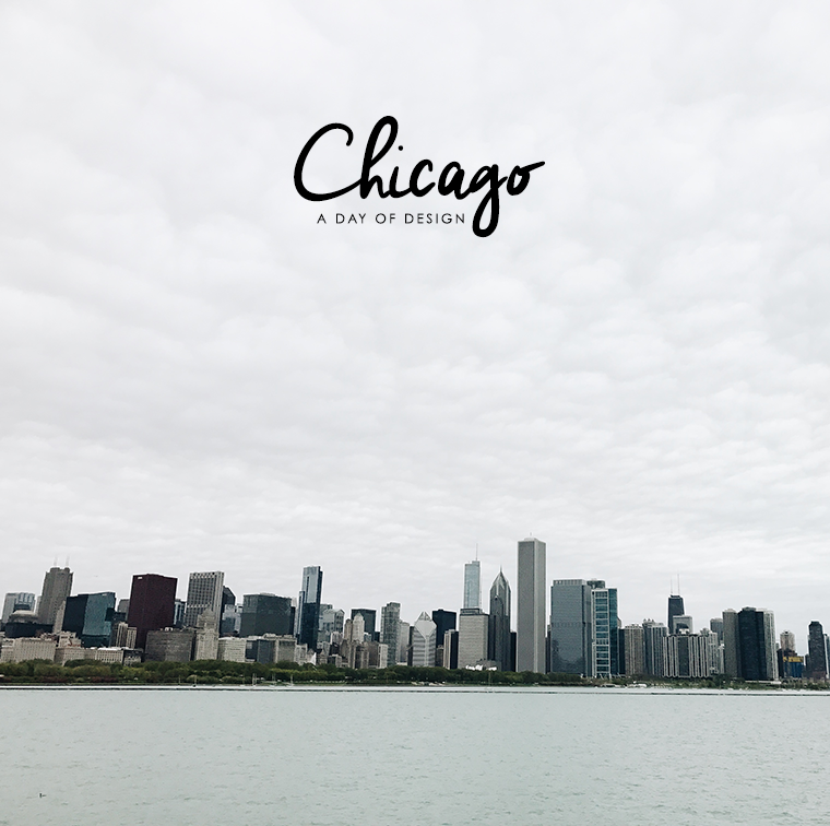 A day of design in Chicago with Delta Faucet, She She, Copy Cat Chic and Young House Love | Inspiration tour and design challenge