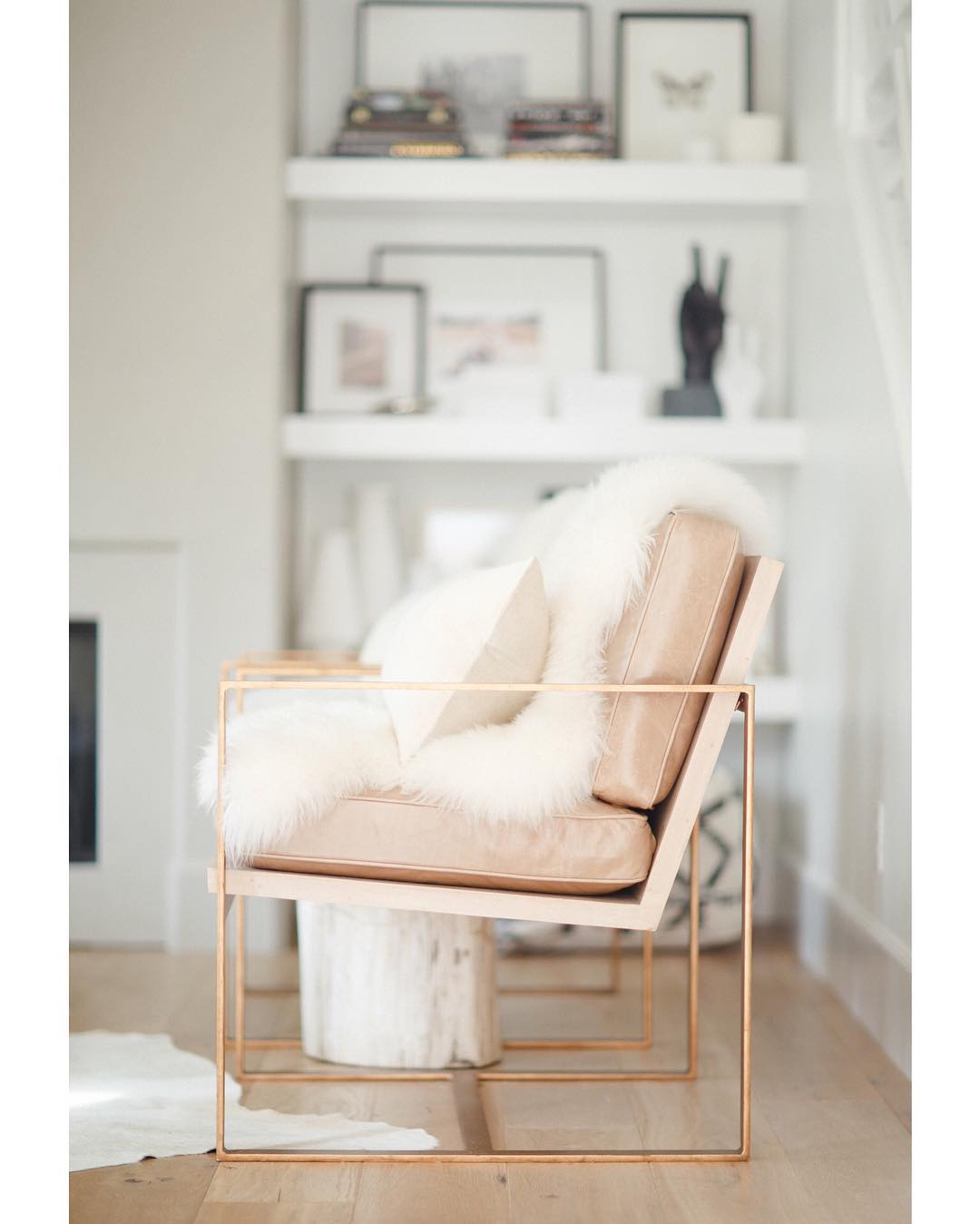 Cb2 Icelandic Sheepskin Throw Copycatchic