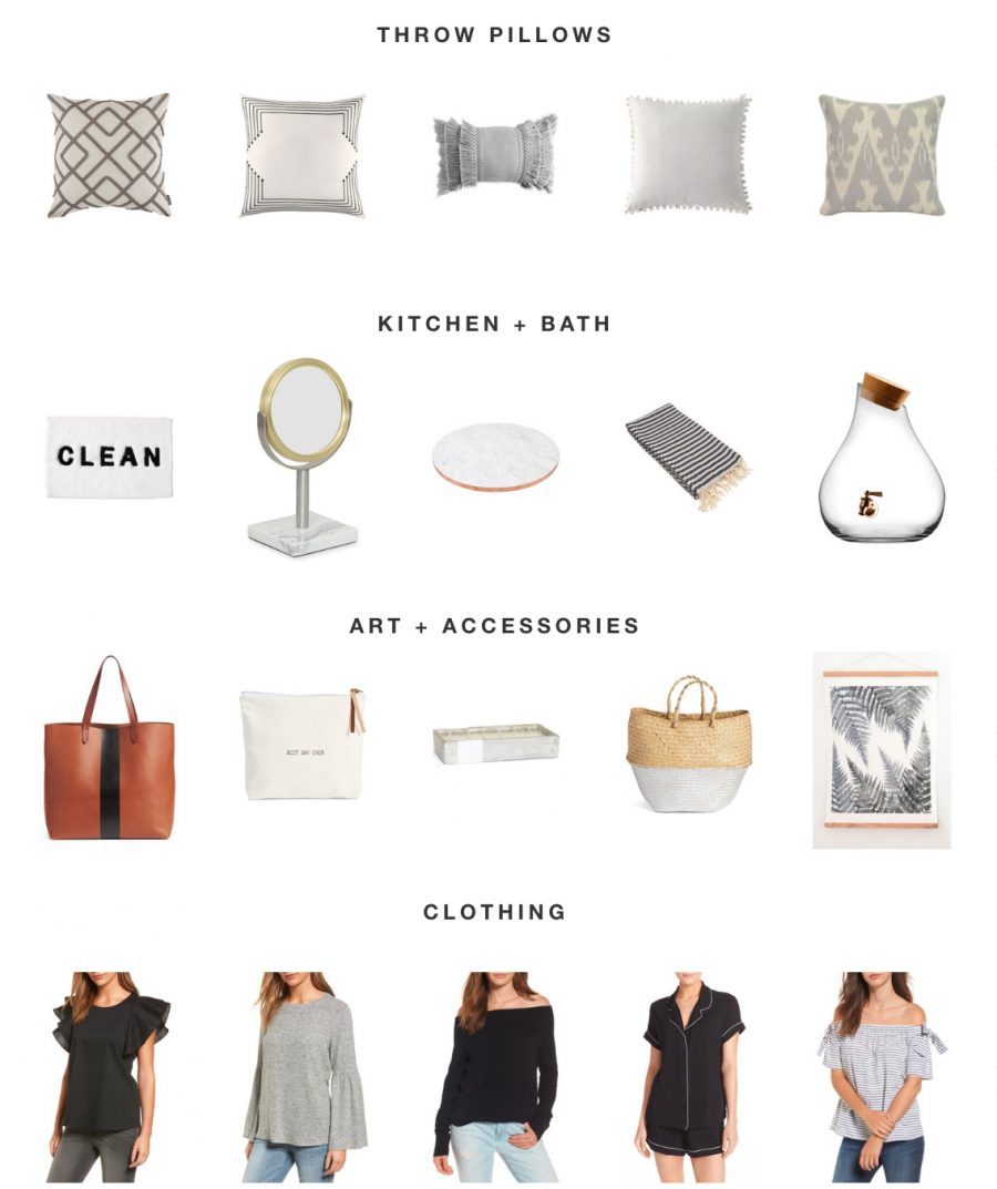 Nordstrom Anniversary Sale Must-Haves & Wishlist items from copycatchic | The best picks for home, kids, beauty & women | budget home decor & design