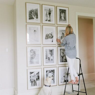 Daily Find | West Elm Gallery Frame Set