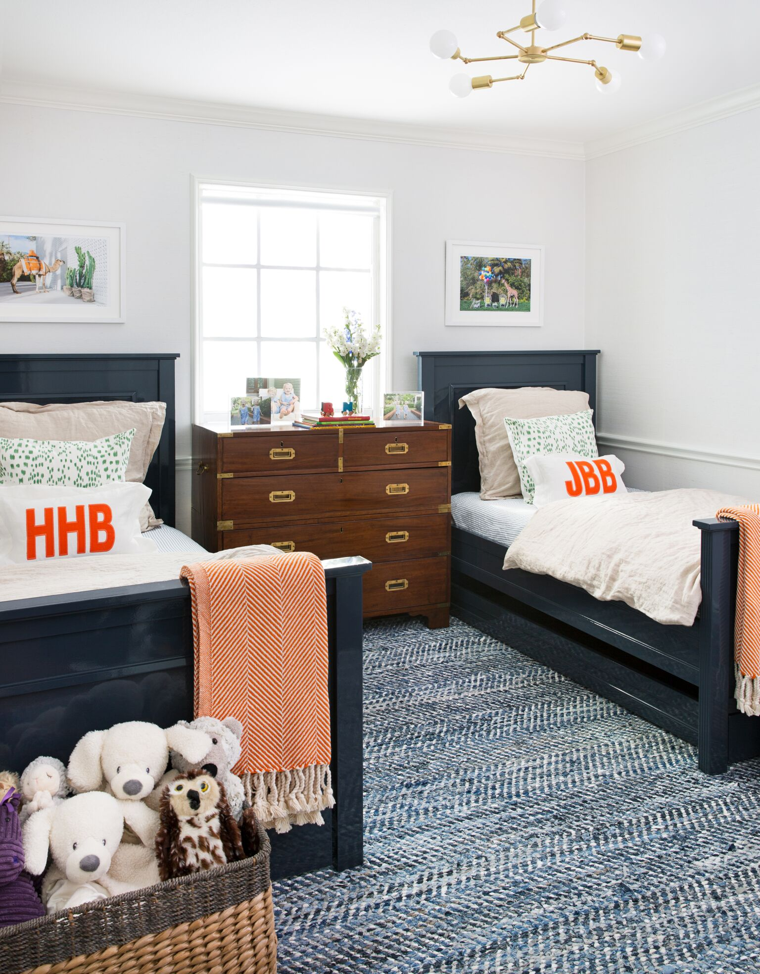 Colorful And Classic Kids' Room - Copycatchic