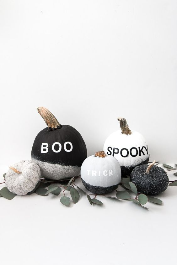 Looking for modern minimalist halloween decor? Our favorite halloween decorations that look simple and sophisticated copycatchic luxe living for less budget home decor and design