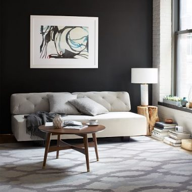 Daily Find | West Elm Reeve Mid Century Coffee Table