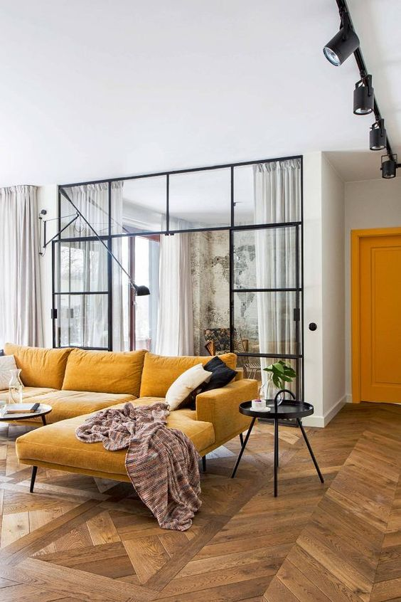 Color Trends | Ochre