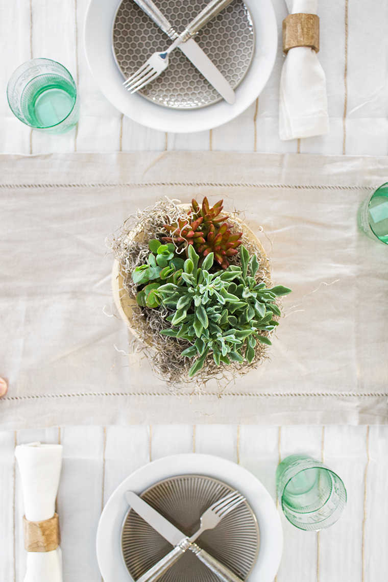 5 rules for creating a mix and match table setting | All items from World Market | Unique table decor | copycatchic luxe living for less