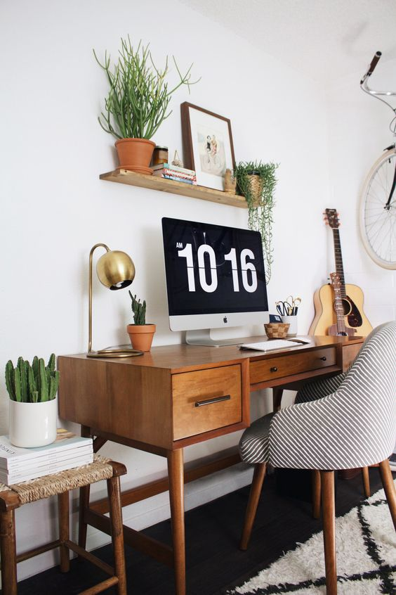 Daily Find West Elm Mid Century Desk