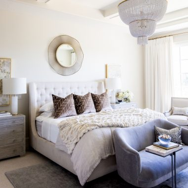 Room Redo | Neutral Glam Bedroom