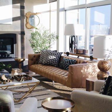 Daily Find | Zinc Door Nuevo Jasmine Side Table