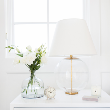 Daily Find | Serena & Lily Georgia Table Lamp