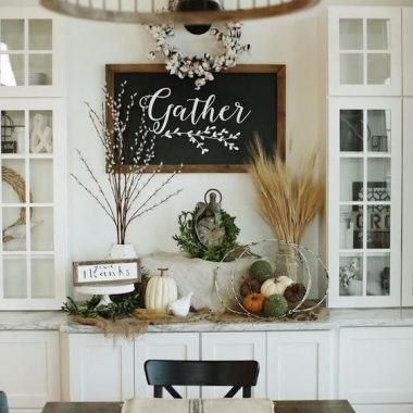Daily Find | Magnolia Market Cotton Wreath