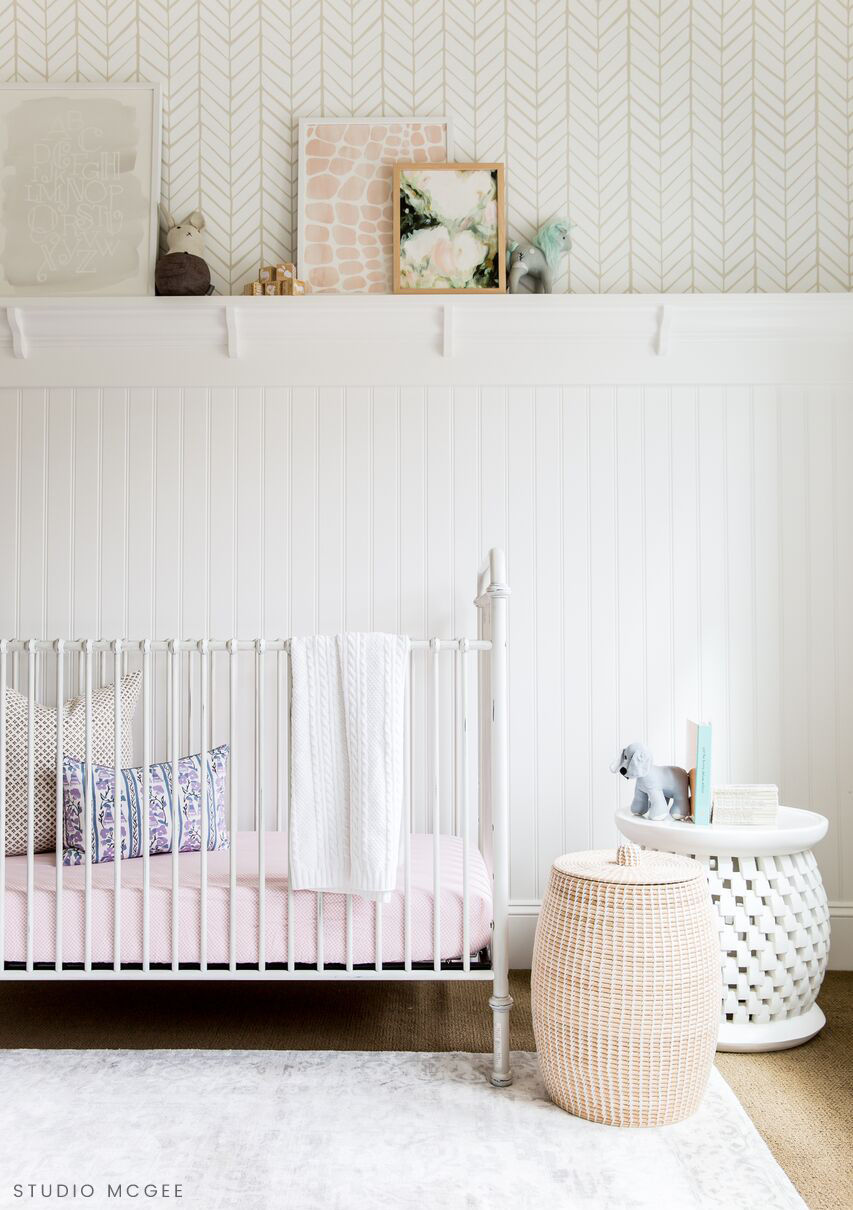 Daily Find | Restoration Hardware Kennedy Iron Crib