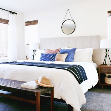 Room Redo | Boho Modern Bedroom