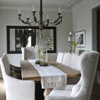 Daily Find | Restoration Hardware Salvaged Wood Trestle Dining Table