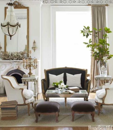Restoration Hardware Lyon Chair  1895 vs MacArthur Weathered Oak Arm  Chair  700 wood linen armchair look. copycatchic   Luxe Living for Less