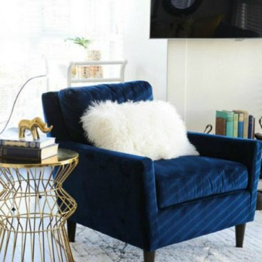 Daily Find | Article Sven Cascadia Blue Chair