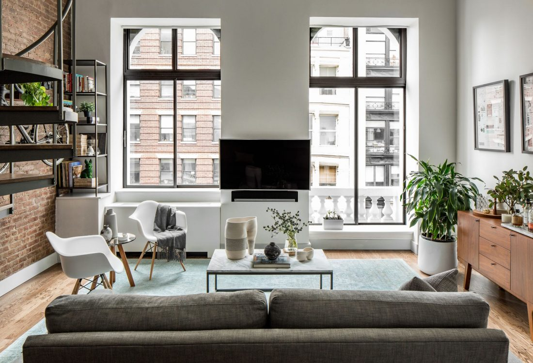 Daily Find | West Elm Box Frame Coffee Table